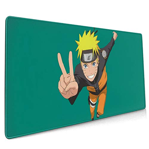 Rectangle Mouse Pad Na-Ru-to No Deformationthickening Designmore Comfortable Operation Notebook Computer Mac Pc