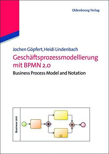 Geschäftsprozessmodellierung mit Bpmn 2.0: Business Process Model And Notation
