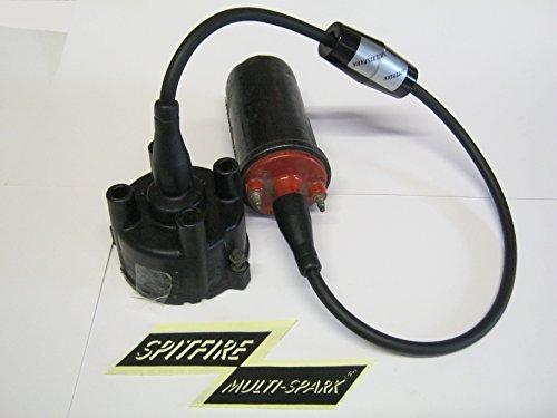 multispark 5 Sparks au lieu de 1 Plus de puissance facile à partir de plus m.p.g. 1 unité par moteur Idéal pour Singer Gazelle