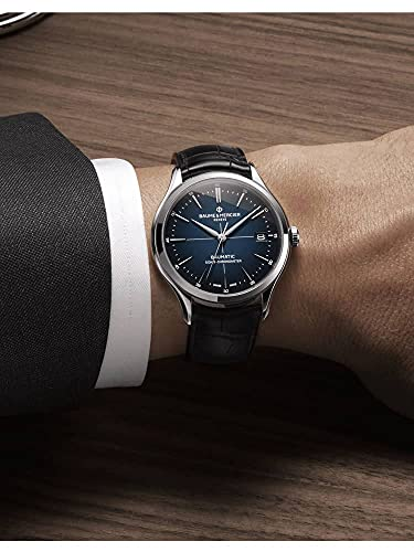Baume et Mercier Clifton Baumatic Automatic Men's Watch 10467