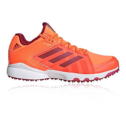 adidas Hockey Lux Shoe - 12.5 Orange