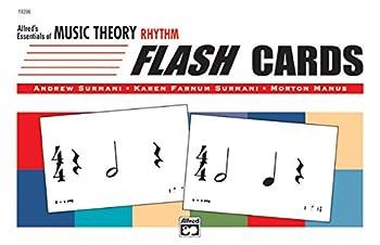 Alfred s Essentials of Music Theory  Rhythm Flash Cards Flash Cards