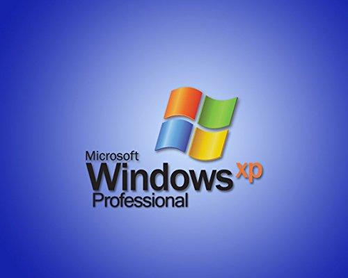 Windows XP Professional 32 BIt (Product Oem Key, ohne Datenträger)