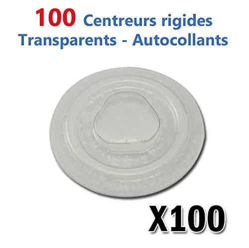 Zentrierhilfe für CD, DVD. Hardcase transparent-Kauf von X 100