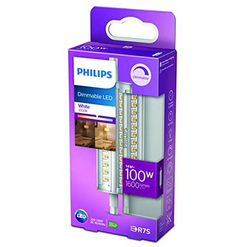 Philips LED 100W R7S 118mm WH D SRT4