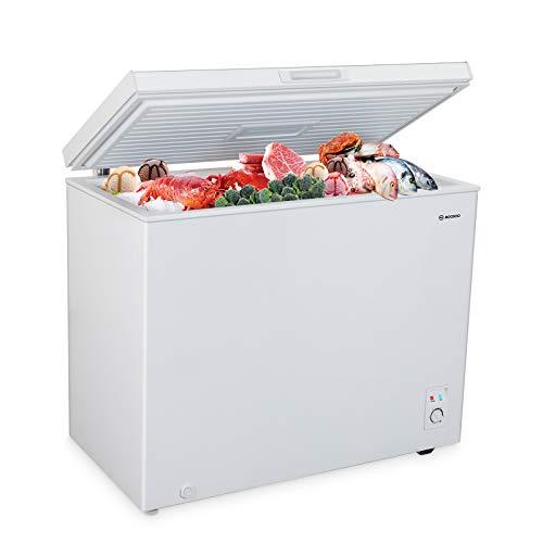 MOOSOO Chest Freezer