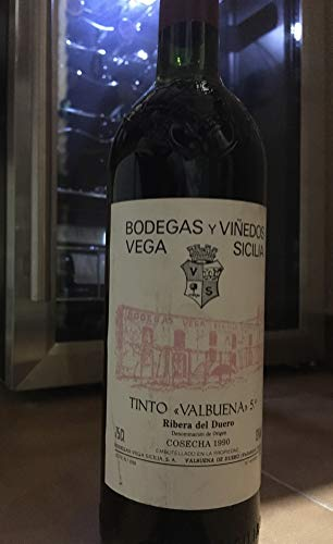 1990 Valbuena 5º Vega Sicilia
