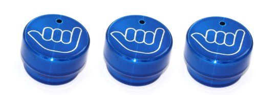 All Sales 3400HLB Hang Loose Heater/AC Knob, (Pack of 3)