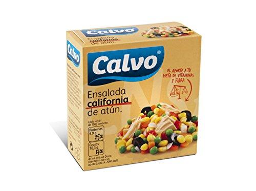 Calvo - Ensalada California De Atun 150 gr - Pack de 6 (Total 900 grams)