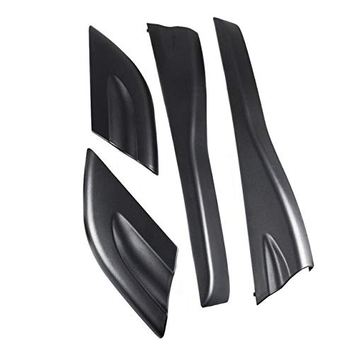 Color : A Front Left WNHSNM Roof Rack Cover for Hyundai Tucson JM 05-09
