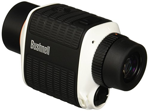 Bushnell Stableview Monocular with Image Stabilization, 8x25mm White
