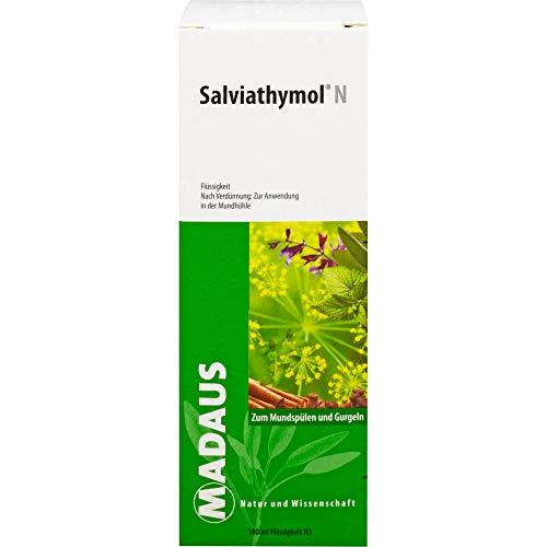 SALVIATHYMOL N Tropfen 100 ml