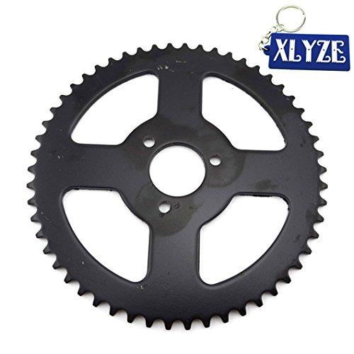 xlyze Pocket Bike Mini Atv t8 F 54T 26 mm Pignon de chaîne arrière pour 47 cc 49 cc 2 temps scooter du moteur Mini Moto Quad goped