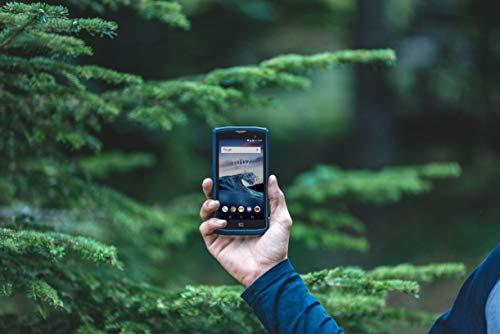 Crosscall Core-X3 Smartphone débloqué 4G (Ecran : 5 pouces - 16 Go - Dual Nano-SIM - Android) Bleu