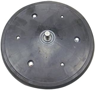 All States Ag Parts Closing Wheel Assembly - Nylon Halves Compatible with John Deere 520 515 7000 7100 AA43899 Kinze GA3086 Monosem 7140A 900125
