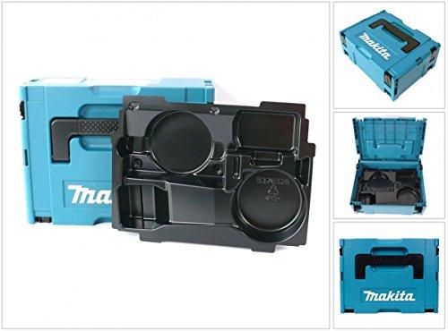 Makita MAKPAC 2 Systemkoffer - mit Einlage für BGA / DGA 452