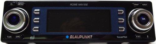 BLAUPUNKT Radio ROME NAV 55E Bedienteil Ersatzteil 8618844542 Neu