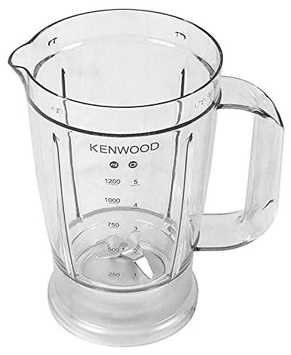 Kenwood caraffa bicchiere frullatore lama Robot FDP30 FDP300 FDP301 FDP302 WH SI