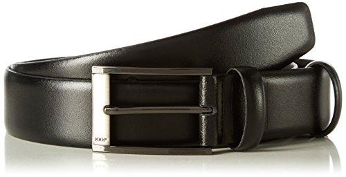 Joop! 7002 JOOPCOLL.Belt 3,5 CM/NOS Ceinture, Noir (10), 110 cm Homme