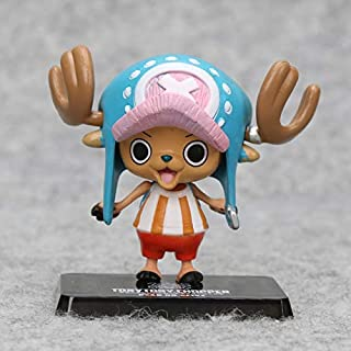 Luffy Figure 2 Years Later Model Doll Nami Chopper Nico Luffy PVC Action Figures Toy Must-Have 4 Year Old Gifts The Favourite Superhero Cupcake Toppers Toy Unboxing