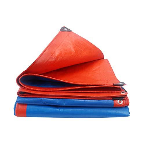 HCYTPL PE dekzeil waterdicht PE dekzeil versterkt waterdicht zware dienst - dekzeil - luifel tent, boot, camper of zwembad Cover