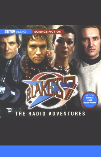 Blake's 7: The Radio Adventures cover art