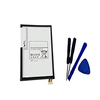 aowe Replacement Battery T4450E for Samsung Galaxy Tab 3 8.0 T310 T311 SM-T310 SM-T311 SM-T315 Series Tablet T4450C T4450U 3.8V 4450mAh with Tools