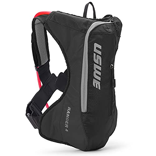 USWE Ranger 4L, Hydration Pack with 3.0L/ 100 oz Water Bladder,...