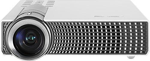 Asus P2B Premium LED-Beamer (USB, VGA, HDMI, MHL, Kontrast 3500:1, 1280 x 800 Pixel, 350 ANSI Lumen) weiß