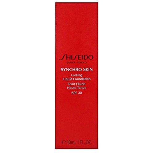 SHISEIDO Flüssige Foundation Synchro Skin Neutral N°2 20 SPF 30 ml