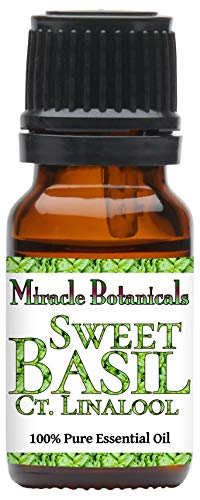 Miracle Botanicals Basil, Sweet ct.…