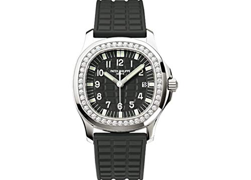 Patek Philippe Aquanaut Luce Stainless Steel Black Dial 5067A