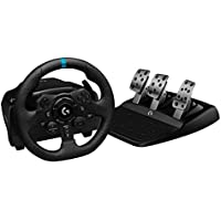 Logitech G923 Racing Wheel and Pedals for PS5 PS4