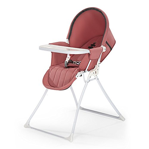 Purchase FLYSXP Multifunctional Portable Folding Seat Baby Dining Chair Seat Children's high Chair