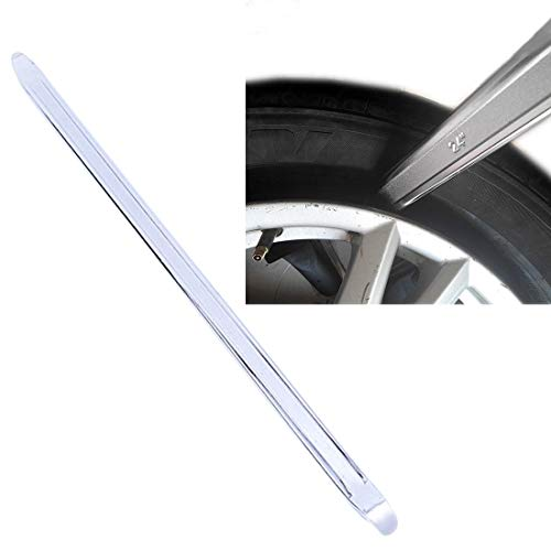 Tangmeiyu Neumático de Acero Inoxidable de 28 Pulgadas Desmonte la Herramienta de reparación de automóviles de Palanca, tamaño 70 * 3 cm