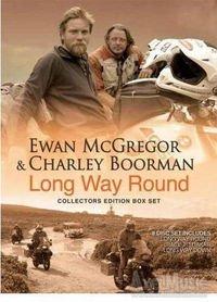 Long Way Round Collection (Long Way Round / Long Way Down / Race to Dakar)