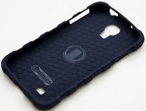 Body Glove Samsung Galaxy S4 Blue Case Smart Cell Phone Cover Suit Tough product image
