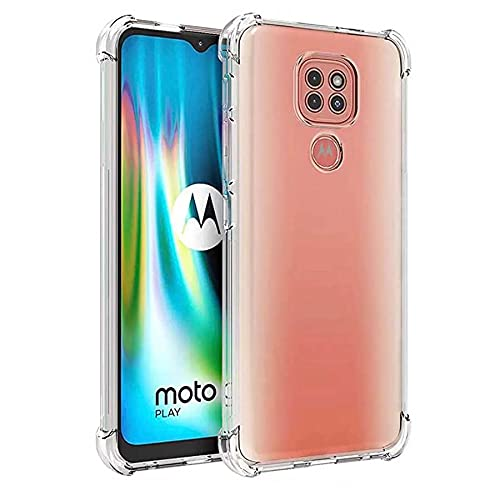 Capa Capinha para Motorola Moto G9 Play Anti Impacto [FIT IT]