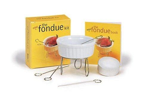 The Mini Fondue Kit