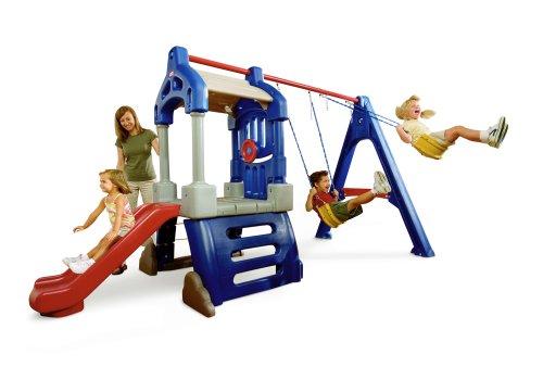 Big Sale Best Cheap Deals Little Tikes Clubhouse Swing Set