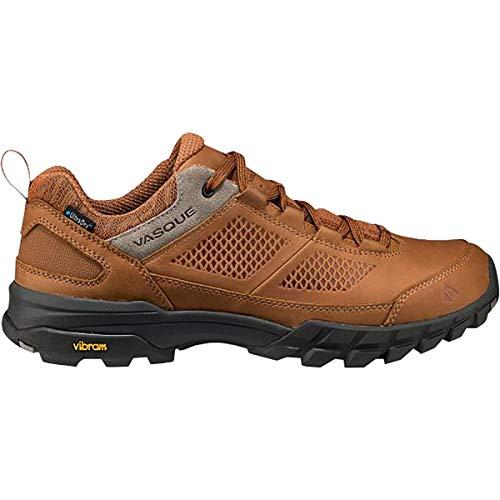 Vasque Talus at Low UltraDry Hiking Shoe - Men's Glazed Ginger/Brindle, 9.5