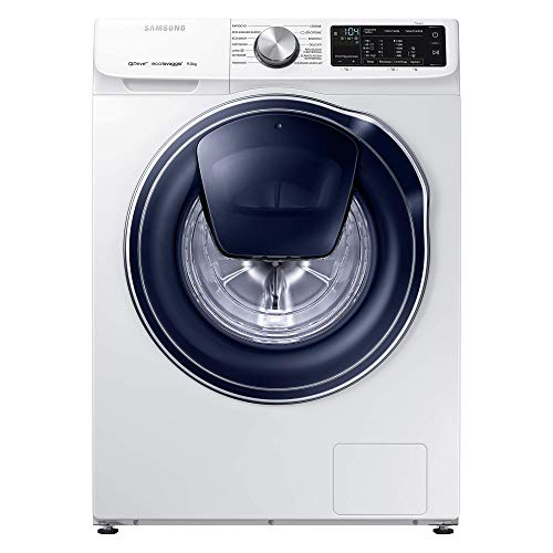 Samsung WW90M642OPW/ET Lavatrice QuickDrive (9 kg, 1400 rpm) [Classe di efficienza energetica A+++(-40%)]