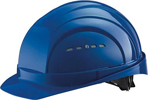 Schuberth EuroGuard 6 BSK200B-1 Schutzhelm belüftet Blau EN 397