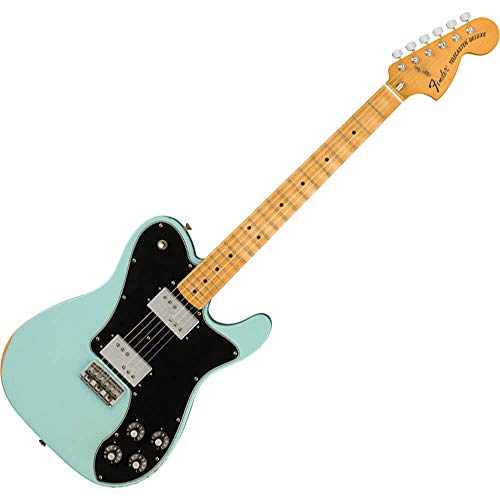 Fender Road Worn 70's Telecaster Deluxe Daphne Blue