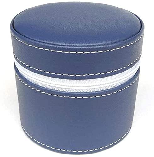 Caja de almacenamiento para relojes, caja de almacenamiento de reloj, caja de regalo para Navidad, aniversario, cumpleaños (color A: A)