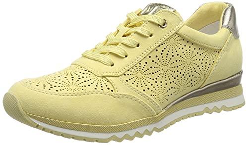 Marco Tozzi 2-2-23791-36 Sneaker, Zapatillas Mujer, Vanilla Combi, 39 EU