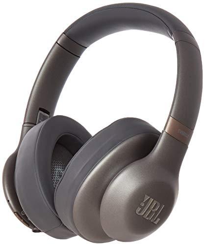 JBL Everest-710 Everest 710 Over-Ear Wireless Bluetooth Headphones (Gun Metal), Gunmetal