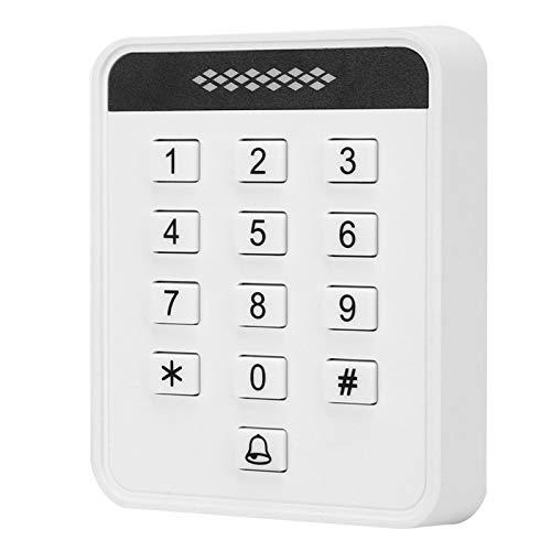 Germerse Cerradura de Controlador de Entrada Duradera de plástico ABS Práctica fábrica Conveniente para Cafe Hotel Home
