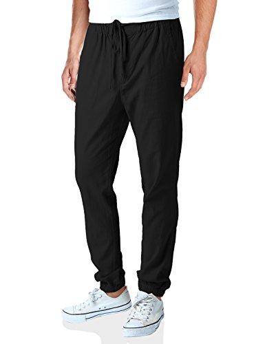7. Match Men's Linen Jogger Pants