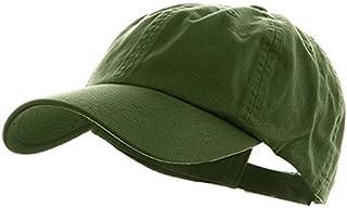 Low Profile Velcro Adjustable Cotton Twill Cap